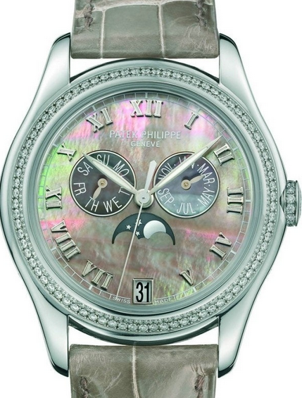Ladies' Patek Philippe Perpetual Calendar Fake Watches