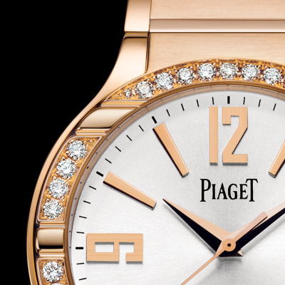 Fake Piaget Polo Watches With Silverd Dials